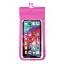 Universal waterproof phone case Tactical Splash Pouch L / XL - pink panther