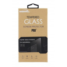 Kisswill tempered glass 2.5D for Redmi Note 10 Pro