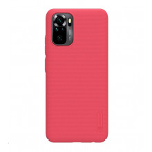 Nillkin Super Frosted Shield for Redmi Note 10 4G/10s Bright Red