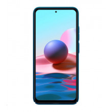 Nillkin Super Frosted Shield for Redmi Note 10 4G/10s Peacock Blue