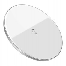 Baseus Simple Wireless Charger 15W White