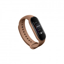 Silicone band for Mi Band 5/6 brown