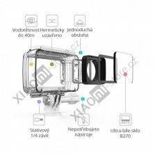 Waterproof Case for Yi 4K Camera