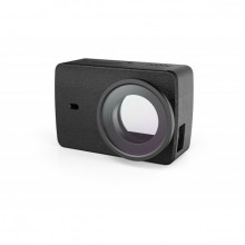 Leather case + UV filter for Yi 4K camera