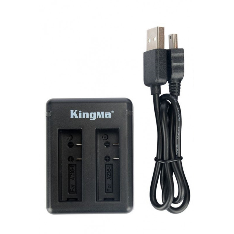 Battery charger for Xiaomi Yi 4K