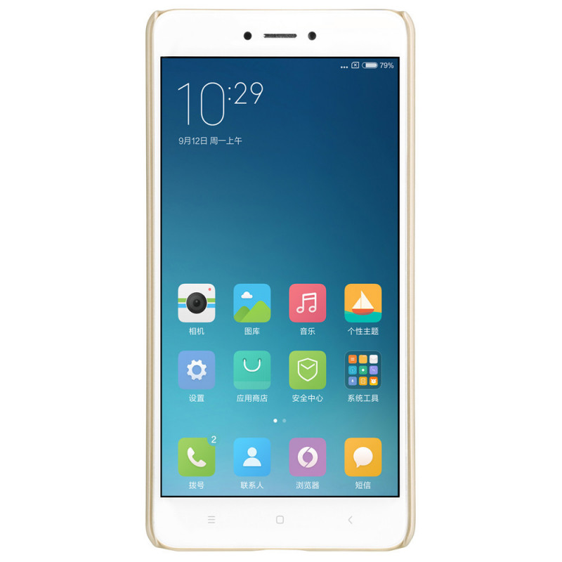 Nillkin Frosted Shield for Redmi Note 4 Global