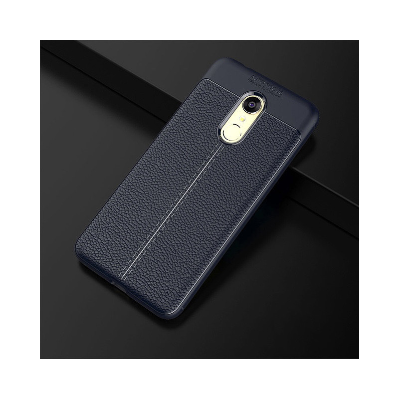 brand new f7d5a 4493d Leather case for Redmi 5 Plus