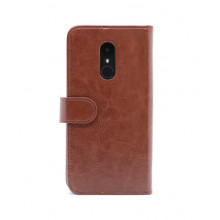 Flip case with card holder for Redmi 5 Plus