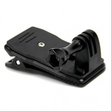 Clip holder for action cameras