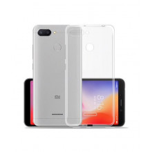 Silicon case for Redmi 6