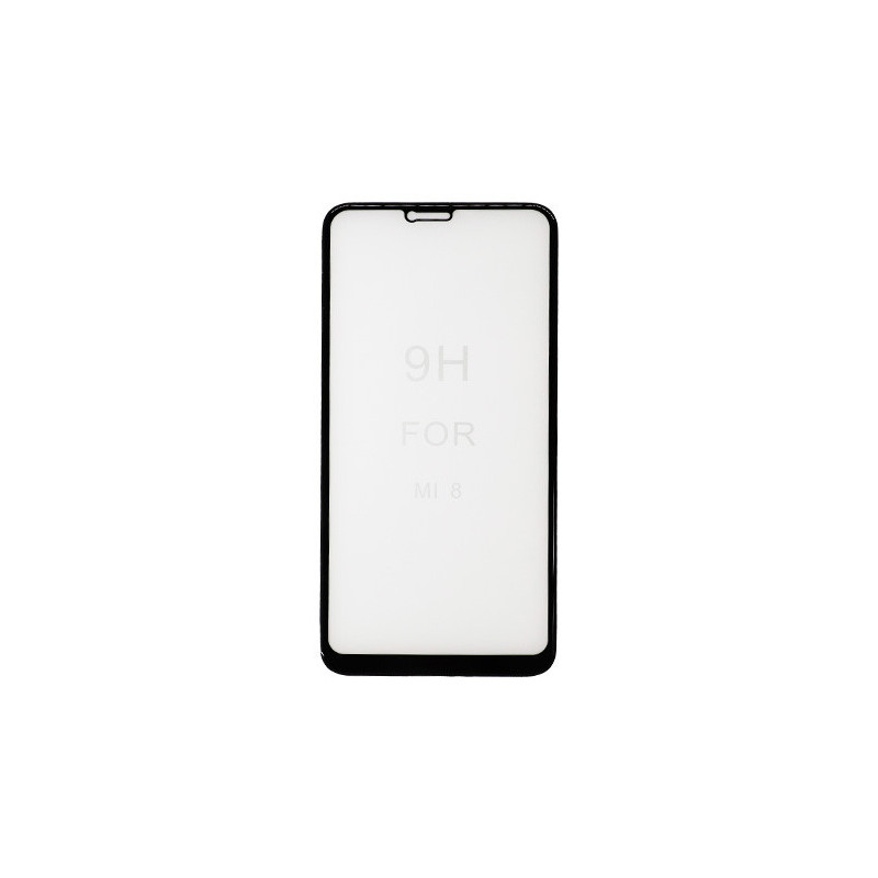 5D safety glass for Mi 8