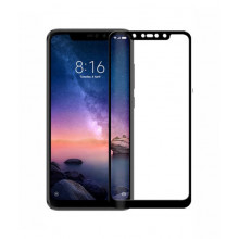 5D Protective Glass for Redmi Note 6 Pro