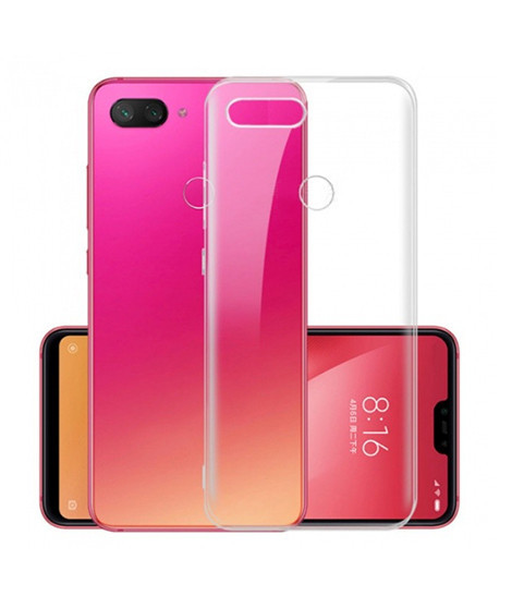 huge selection of b29b7 2090d Silicone case for Mi 8 Lite