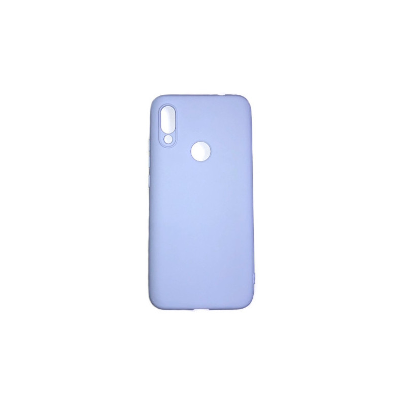 Silicone case for Redmi Note 7