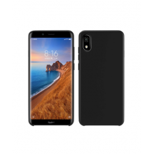Sillicone case for Redmi 8A black