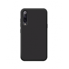 Sillicone case for Redmi Note 8T - black