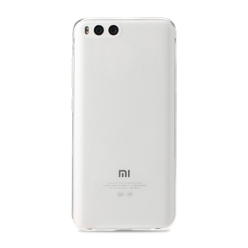Silicone packaging for Mi6