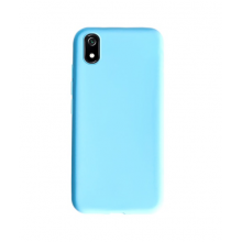 Matte case for Redmi 7A blue