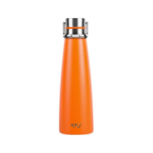 Kiss Kiss Fish Smart Vacuum Isolation Bottle orange