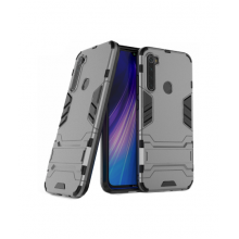 Durable case for Redmi Note 8T gray