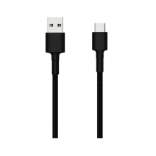 Mi Type-C Braided Cable black