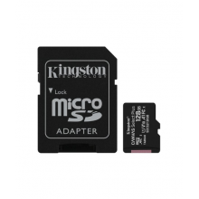 Kingston micro SDXC 128GB Canvas Select Plus 100R A1 C10 + adapter