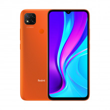 Xiaomi Redmi 9C 64GB Sunrise Orange
