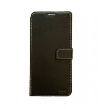 Molan Cano Issue Book flip case Redmi Note 9 black
