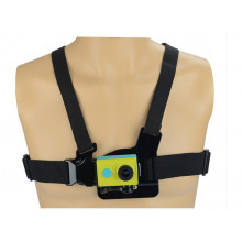 Chest strap for action camera