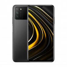 Xiaomi Poco M3 64GB Power Black