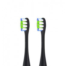 Brush head (2pcs) for Oclean X Pro original purple