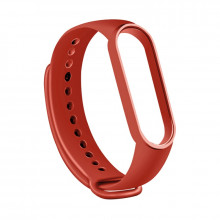 RhinoTech strap for Mi Band 5 red