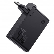 Baseus Power Station GaN 2in1 10000mAh C+C 45W Black