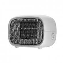 Baseus Warm Little Fan Heater White